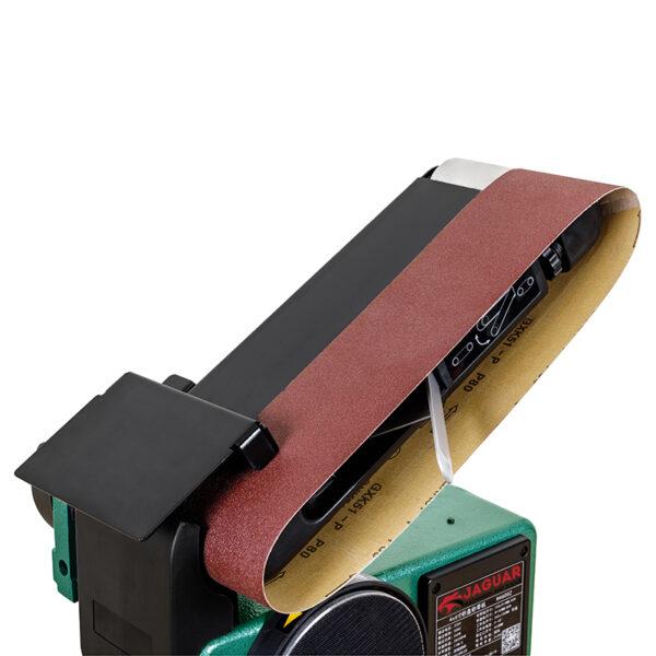 Станок шлифовальный тарельчато-ленточный JDBS-150Z